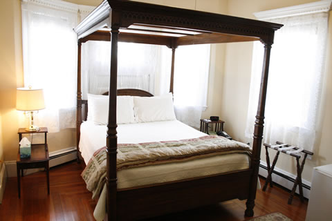 brookline bed and breakfast inn