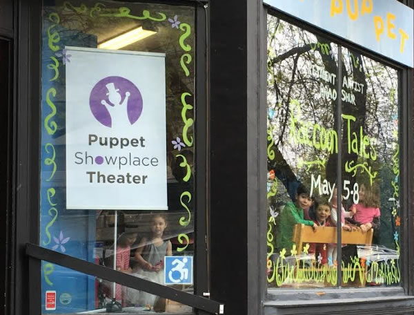 Brookline's Puppet Showplace Theatre