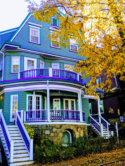 brookline bed and breakfast
